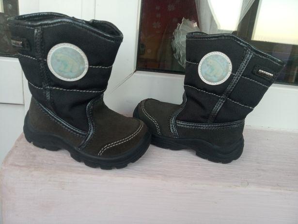 Термо чобітки oritex,нові 19 розмір