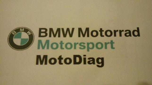 BT v2 Interfejs diagnostyczny motocykle BMW MotoDiag BT Android GS-911
