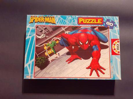 Puzzle The Amazing Spider Man 80 peças