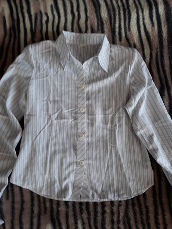 Bluzka damska koszulowa emi