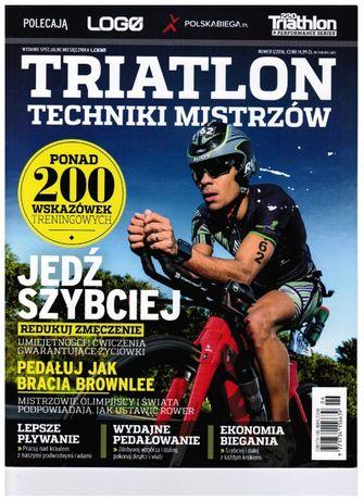 triatlon magazyn/gazeta/prasa, w.s. logo, 1/2016 nie używana