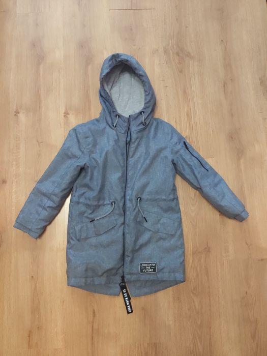 Куртка осіння на хлопчика 128см Луцк - изображение 1
