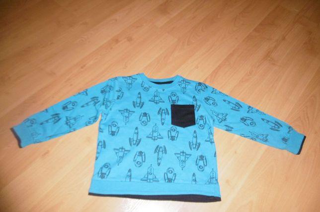 bluzka-bluza chłopięca rozm.110