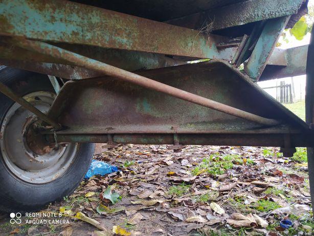 Wóz Metalowy Bardzo Solidny