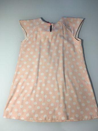 Sukienka letnia - pastelowa