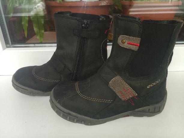 Ботинки сапоги ecco 26 размер