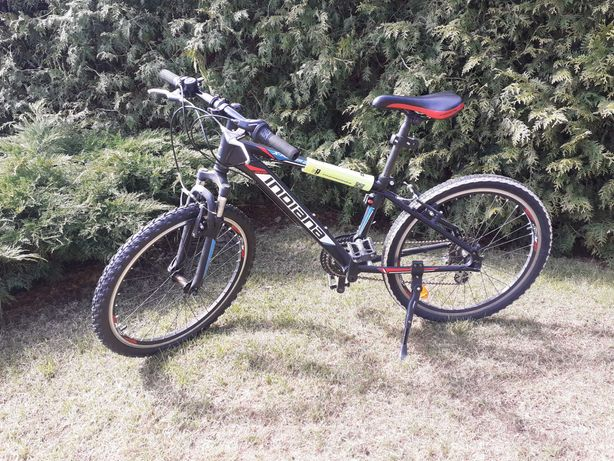 rower indiana x-pulser 2.4 rama 14'' koła 24''