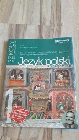 Podręcznik do języka polskiego cz. 1