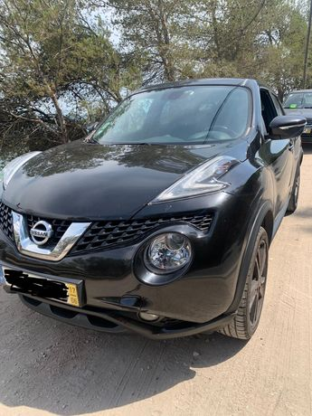 Nissan Juke 1.5 Black Edition - 2017