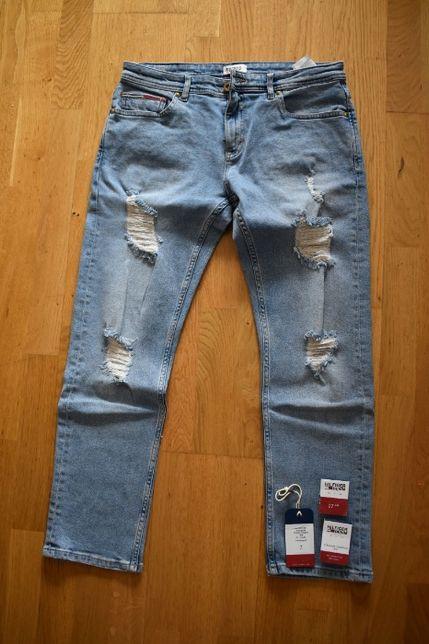 Nowe damskie spodnie Tommy Hilfiger r. 27