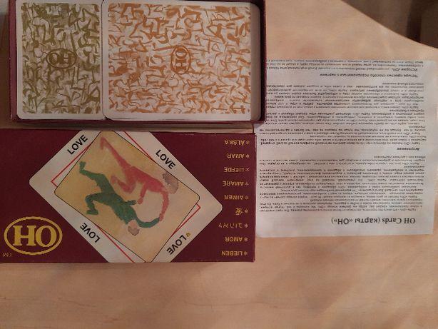 набор ассоциативных карт-картинок ОН Cards