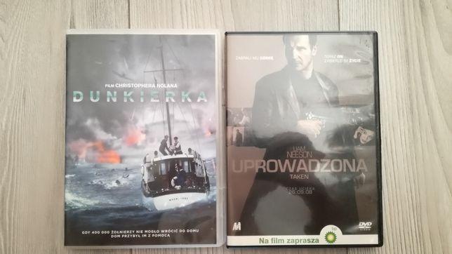 Filmy Uprowadzona I Dunkierka Dvd p9