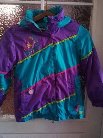 Термо куртка Obermeyer на 6-7 лет