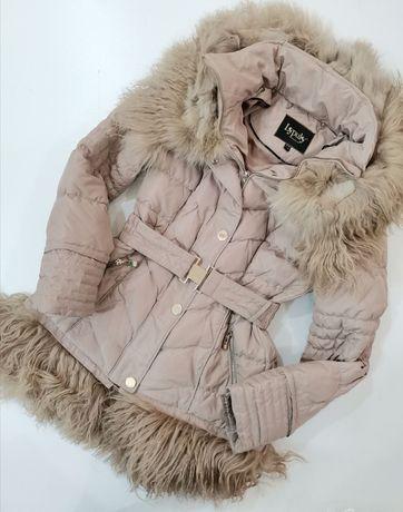 Продам куртку женскую зима 46-48