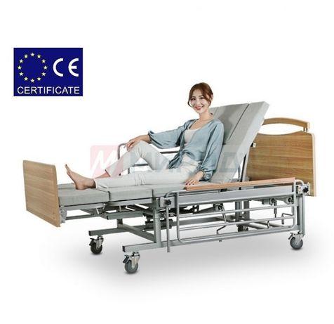 Медицинская кровать с туалетом Е08. Функциональная кровать.