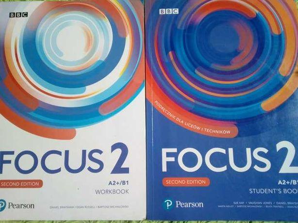 Focus 2  Język Angielski  Podręcznik i Ćwiczeniówka