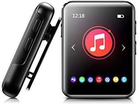 MP3 плеер BENJIE 16 ГБ c сенсорным экраном Bluetooth FM MP4