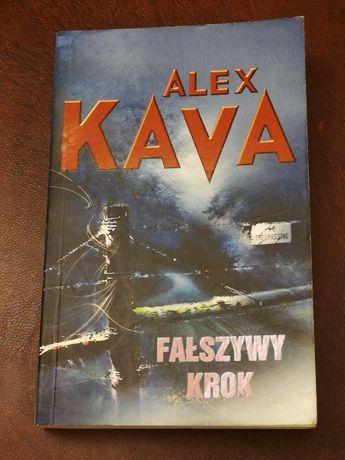 Książka pt Fałszywy krok, Alex Kava