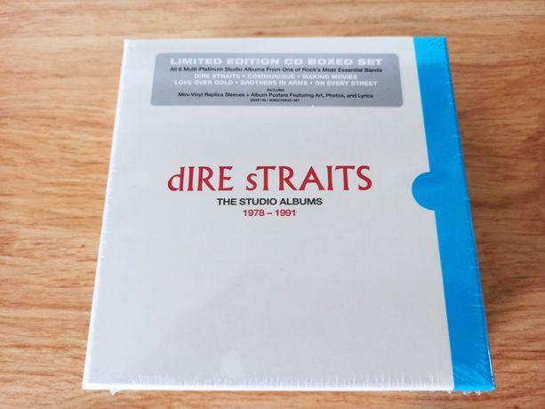 Dire Straits - The Studio Albums 78-91 folia