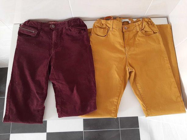 2 pary spodni ZARA ,r.164