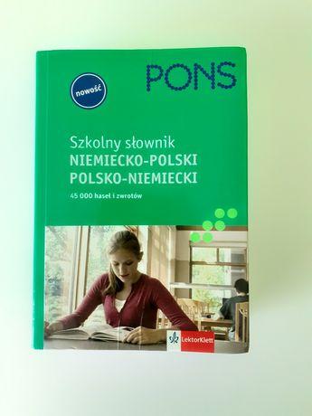 Pons słownik niemiecko-polski NOWY