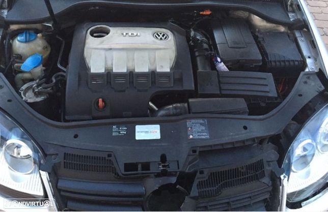 Motor Volkswagen Caddy Golf Touran Jetta Passat 2.0Tdi 140cv BKD BKP Caixa de Velocidades Automatica - Motor de Arranque  - Alternador - compressor Arcondicionado - Bomba Direção