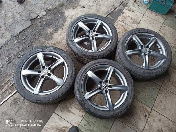 FELGI AEZ YACHT 17''x7,5'' rozstaw 5x112 ET 35 VW AUDI