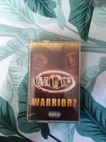 Kaseta hip hop MOP Warriorz
