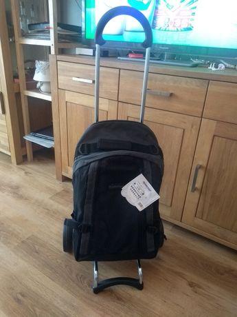 Wózek torba na zakupy Andersen plecak Anderson kółkach NOWY