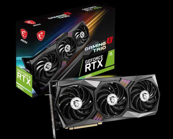 GeForce RTX 3060 GAMING X TRIO 12G - bez LHR