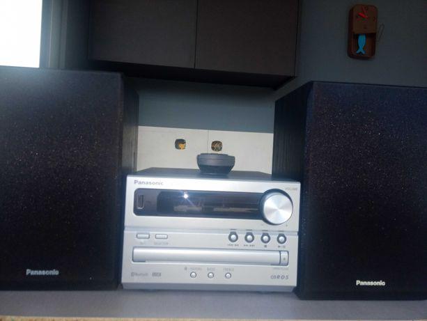 Aparelhagem Hi-Fi PANASONIC SC-PM250EC-S