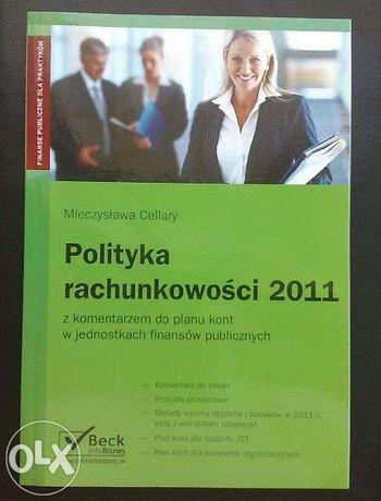 Polityka rachunkowości 2011 Mieczysława Cellary