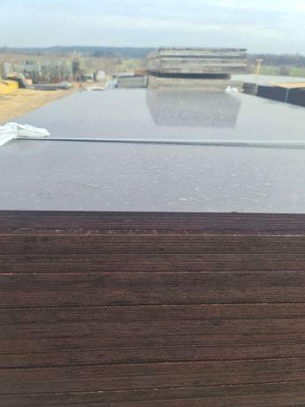 Sklejka topolowa szalunkowa podpory stemple budowlane deski doka
