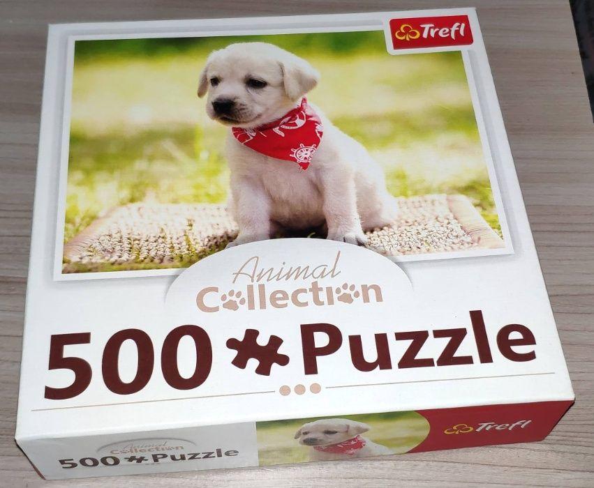 Wyprzedaż - puzzle 500 Ostrowiec Świętokrzyski - image 1