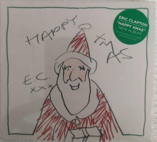 CD - Eric Clapton - Happy Xmas