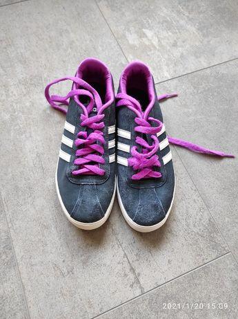 Кроссовки женские Adidas Neo COURTSET W (F99431)