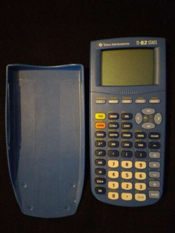 Calculadora gráfica TEXAS completamente nova