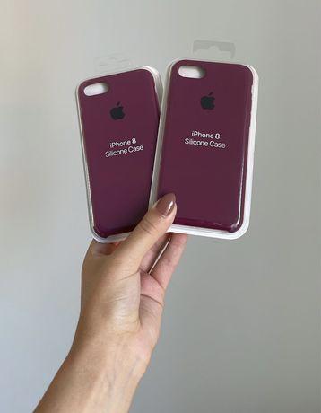 Capas Silicone iphone 7/8