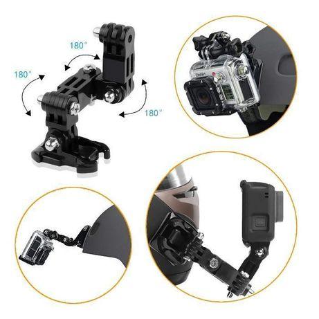 Крепление на шлем Side Mount для экшн камеры GoPro SJCAM Xiaomi Sony