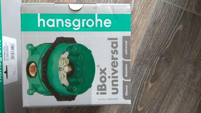 Скрытая часть HANSGROHE iBox универсал 01800180