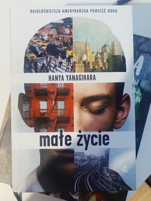 Małe Życie - książka Hanya Yanagihara Warszawa - image 1