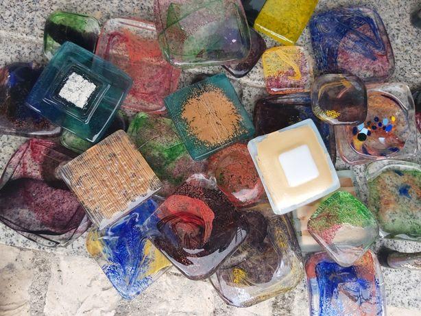 Azulejos vidro modernista