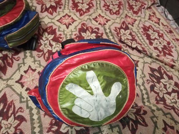 Рюкзак помогатор фиксики