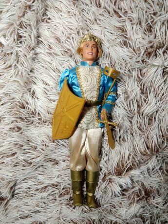 Коллекционный Кен принц Barbie оригинал поющий мужчина парень Барби