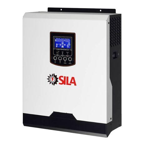 Гибридный солнечный инвертор SILA V 2000M (PF 1.0)