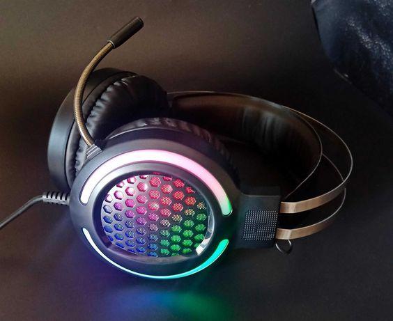 Наушники игровые hoco esd 03 с подсветкой Бесплатная доставка!