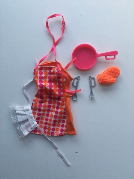 Ubranko dla Barbie