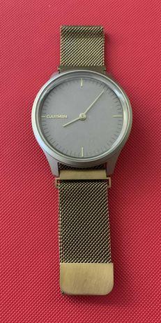 Hybrydowy zegarek Garmin Vivomove Style na gwarancji