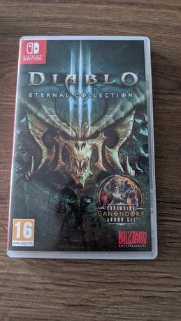 Diablo III Eternal Collection na Nintendo Switch