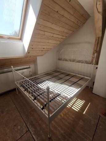 Łóżko Leirvik Ikea 160x200
